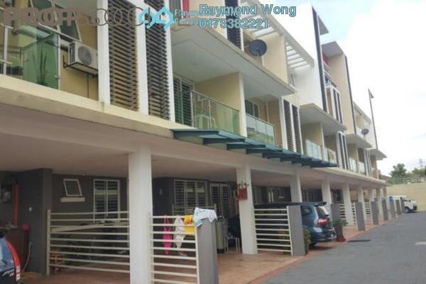 For Rent Terrace at Tiara Permata Residensi, Petaling Jaya Freehold Unfurnished 4R/4B 1.8k