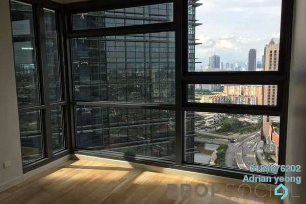 For Sale Condominium at KL Eco City, Mid Valley City Leasehold Fully Furnished 1R/1B 830k
