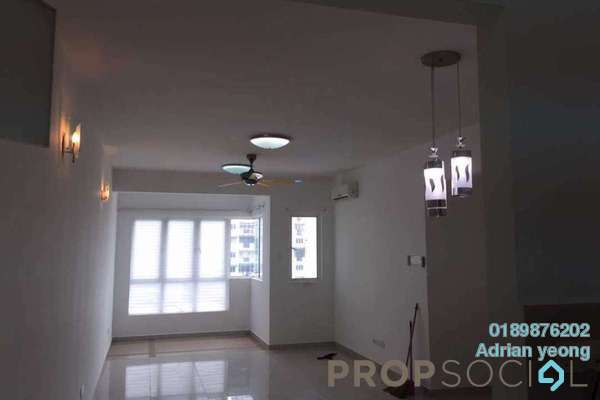 For Sale Condominium at 1Sentul, Sentul Freehold Unfurnished 2R/1B 570k