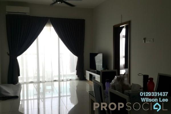For Sale Condominium at Royal Regent, Dutamas Freehold Semi Furnished 3R/2B 710k