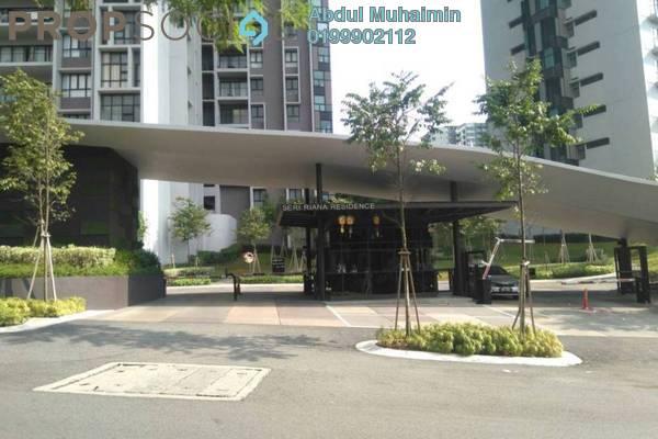 For Sale Condominium at Seri Riana Residence, Wangsa Maju Leasehold Unfurnished 3R/2B 800k