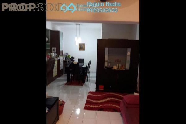 For Sale Apartment at Sri Hijau, Bandar Mahkota Cheras Freehold Semi Furnished 3R/2B 288k