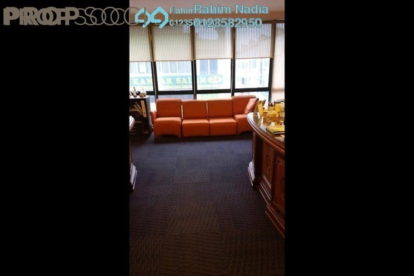 For Sale Office at Perdana The Place, Damansara Perdana Leasehold Semi Furnished 4R/2B 650k