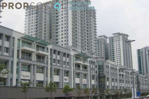 For Rent Condominium at Solaris Dutamas, Dutamas Freehold Semi Furnished 1R/1B 2.6k
