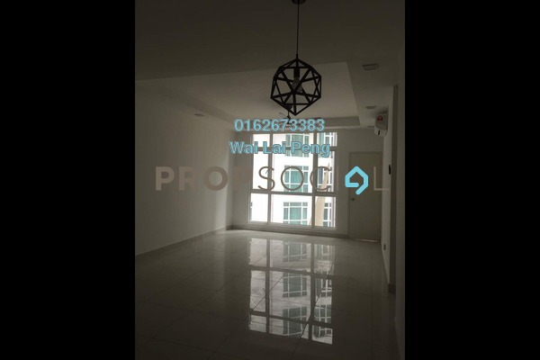 For Rent Serviced Residence at Central Residence, Sungai Besi Freehold Semi Furnished 2R/2B 1.8k