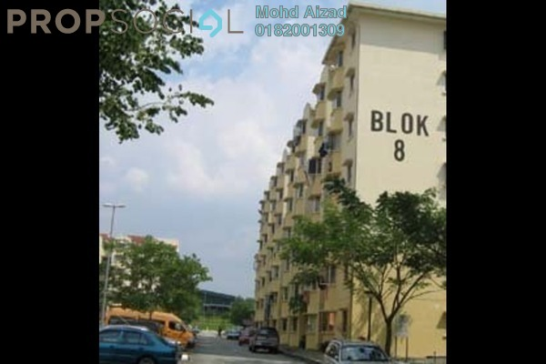 For Rent Apartment at Subang Suria, Subang Freehold Semi Furnished 3R/2B 800translationmissing:en.pricing.unit