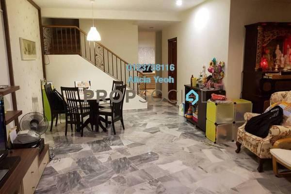 For Sale Terrace at USJ 12, UEP Subang Jaya Freehold Semi Furnished 3R/2B 1.15m