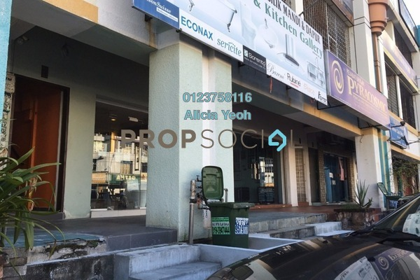 For Sale Shop at USJ 21, UEP Subang Jaya Freehold Unfurnished 0R/0B 2.05m
