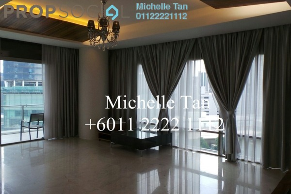 For Sale Condominium at Pavilion Residences, Bukit Bintang Freehold Fully Furnished 3R/5B 3.73m