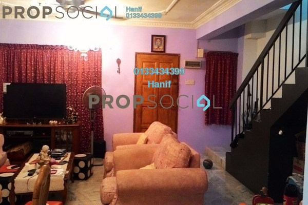 For Sale Terrace at Taman Bukit Indah, Ampang Freehold Semi Furnished 4R/3B 580k