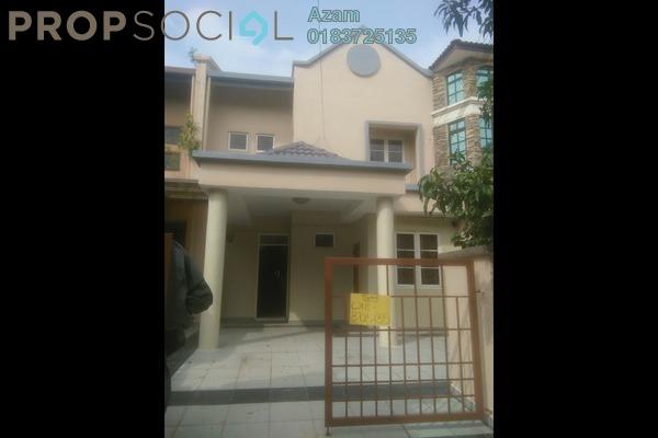 For Sale Terrace at Puncak Setiawangsa, Wangsa Maju Freehold Fully Furnished 4R/3B 999k