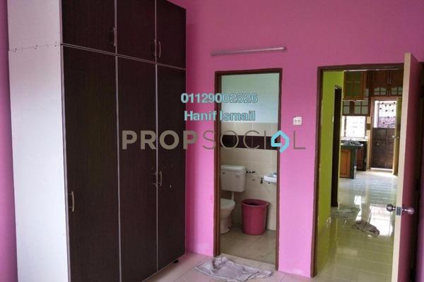 For Sale Terrace at Taman Bentara, Telok Panglima Garang Leasehold Semi Furnished 3R/2B 380k