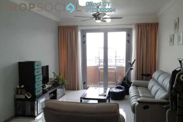 For Sale Apartment at Bukit OUG Condominium, Bukit Jalil Freehold Semi Furnished 3R/2B 400k