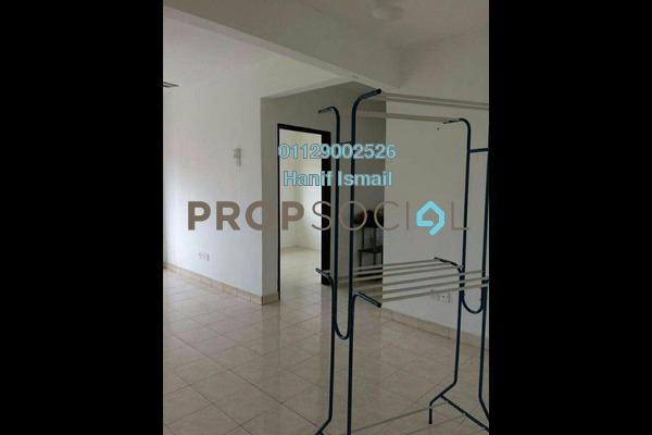 For Sale Apartment at Carlina Apartment, Kota Damansara Leasehold Semi Furnished 3R/2B 330k