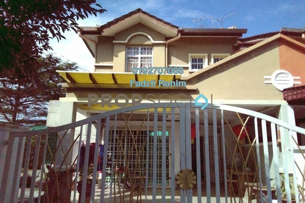 For Sale Terrace at Taman Angkasa Indah, Kajang Freehold Unfurnished 4R/3B 680k