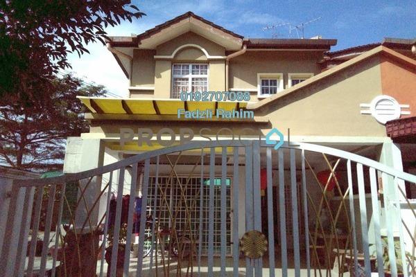 For Sale Terrace at Taman Angkasa Indah, Kajang Freehold Unfurnished 4R/3B 680k
