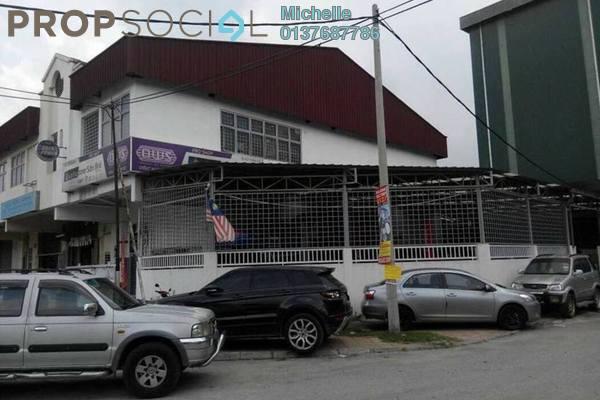 For Rent Factory at Jalan Sungai Besi, Kuala Lumpur Freehold Semi Furnished 1R/1B 11k