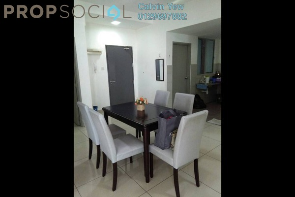 For Rent Condominium at Parc @ One South, Seri Kembangan Freehold Semi Furnished 3R/2B 1.8k