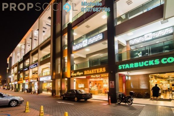 For Sale Shop at Shaftsbury Square, Cyberjaya Freehold Fully Furnished 1R/1B 990k