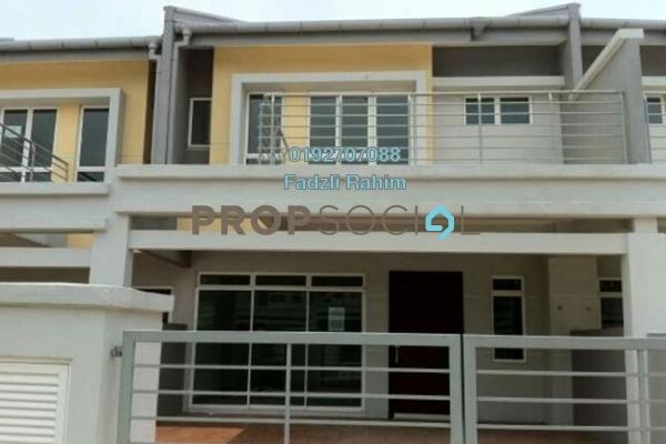 For Sale Terrace at Kajang 2, Kajang Freehold Unfurnished 4R/3B 750k