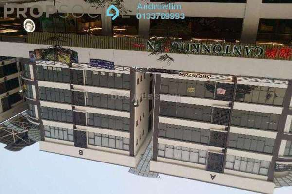For Sale Office at Seri Gembira Avenue, Kuchai Lama Freehold Fully Furnished 2R/2B 870k