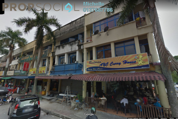 For Sale Shop at Hicom Glenmarie, Shah Alam Freehold Semi Furnished 3R/3B 4.5m