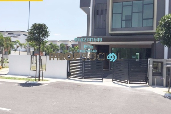 For Sale Terrace at Taman Putra Prima, Puchong Freehold Unfurnished 6R/7B 1.53m