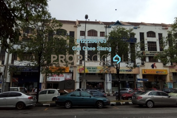 For Rent Office at Kuchai Entrepreneurs Park, Kuchai Lama Freehold Unfurnished 0R/2B 1.8k