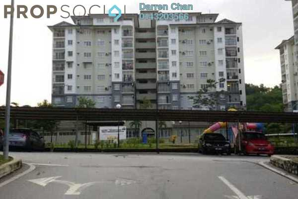 For Rent Apartment at Casa Riana, Bandar Putra Permai Freehold Unfurnished 3R/2B 900translationmissing:en.pricing.unit
