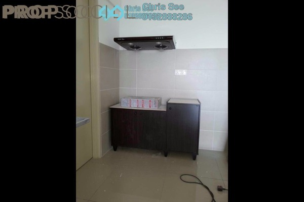For Sale Condominium at Alam Sanjung, Shah Alam Freehold Unfurnished 3R/2B 390k