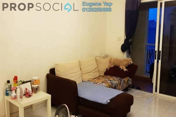 For Sale Condominium at Mont Kiara Bayu, Mont Kiara Freehold Fully Furnished 2R/2B 680k