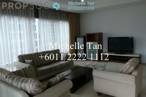 For Sale Condominium at Pavilion Residences, Bukit Bintang Freehold Fully Furnished 3R/5B 3.8m