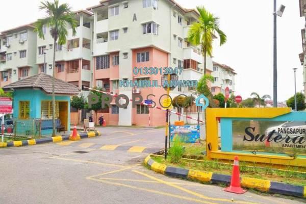 For Sale Apartment at Taman Kajang Utama, Kajang Freehold Unfurnished 3R/2B 180k