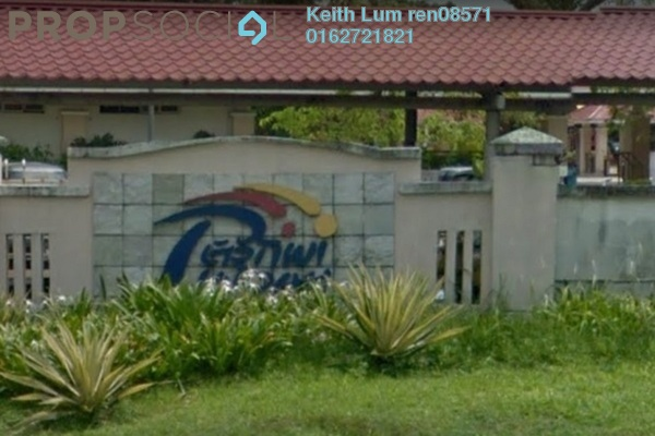 For Sale Condominium at Pertiwi Indah, Cheras Freehold Unfurnished 3R/2B 470k
