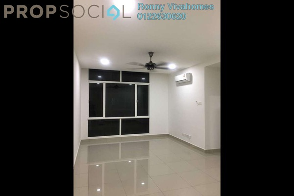 For Sale Condominium at 3 Elements, Bandar Putra Permai Freehold Unfurnished 3R/2B 628k