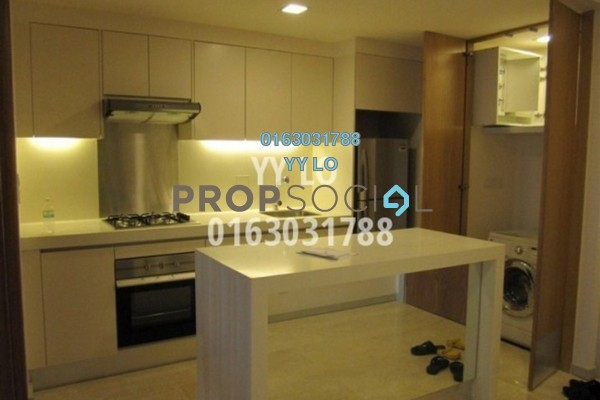 For Rent Serviced Residence at myHabitat, KLCC Freehold Fully Furnished 2R/2B 3.5k