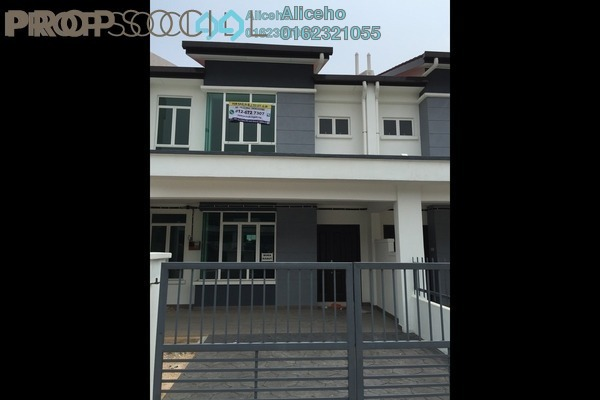 For Rent Terrace at PU2, Bandar Puchong Utama Freehold Semi Furnished 4R/2B 1.4k