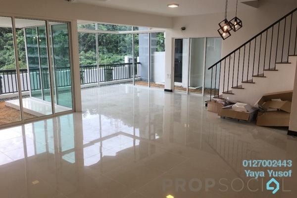 For Rent Duplex at Armanee Terrace II, Damansara Perdana Freehold Semi Furnished 5R/4B 3.9k