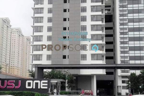 For Sale Condominium at You One, UEP Subang Jaya Freehold Semi Furnished 1R/1B 440k