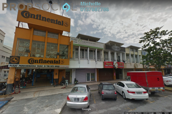 For Rent Shop at Bandar Botanic, Klang Freehold Semi Furnished 1R/1B 3.5k