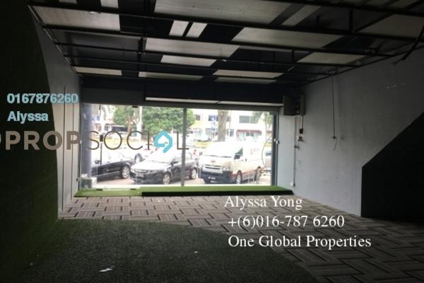 For Rent Shop at Taman Molek, Johor Bahru Freehold Semi Furnished 0R/2B 4.5k
