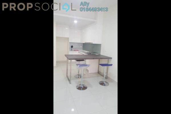For Rent Condominium at Tropicana Metropark, Subang Jaya Freehold Semi Furnished 0R/0B 1.8k