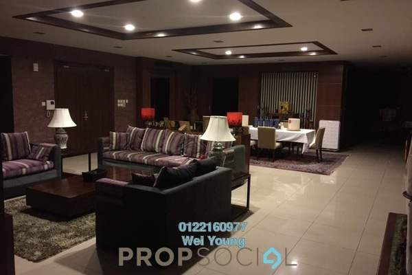 For Sale Condominium at Mont Kiara Damai, Mont Kiara Freehold Semi Furnished 4R/6B 3.5m