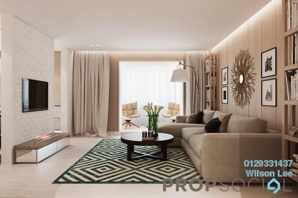 For Sale Condominium at Menara Orkid, Sentul Freehold Unfurnished 3R/2B 315k