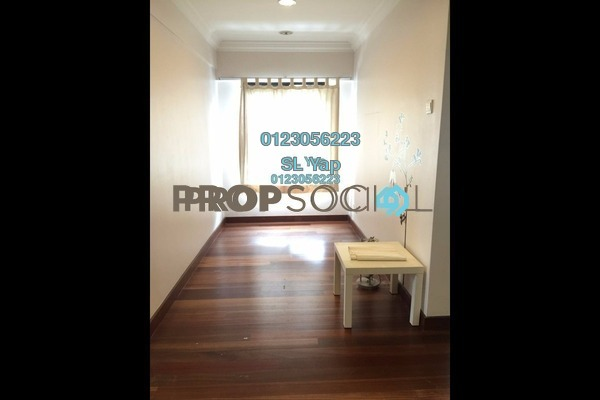 For Sale Condominium at Anjung Hijau, Bukit Jalil Freehold Semi Furnished 2R/2B 475k