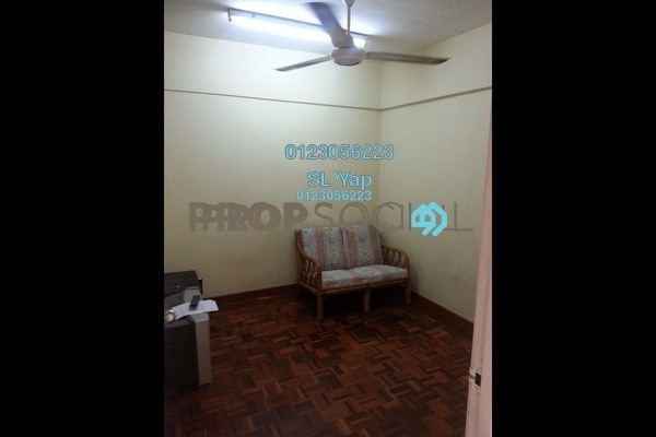 For Rent Apartment at Arena Green, Bukit Jalil Freehold Unfurnished 2R/1B 1k