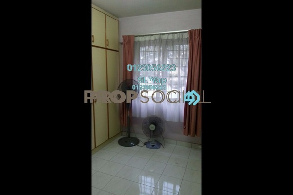 For Rent Condominium at Vantage Point, Desa Petaling Freehold Semi Furnished 3R/2B 1.1k