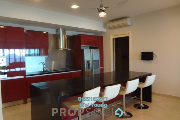 For Sale Condominium at 10 Mont Kiara, Mont Kiara Freehold Semi Furnished 4R/5B 3.27m