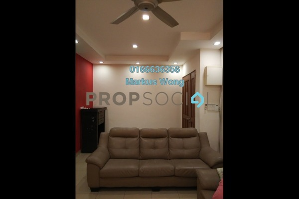For Sale Terrace at Jalil Sutera, Bukit Jalil Freehold Semi Furnished 5R/4B 1.58m