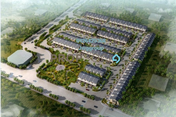 For Sale Terrace at Bandar Teknologi Kajang, Semenyih Freehold Unfurnished 4R/3B 535k
